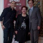 Senator Mobina Jaffer & Senator Yuen Pau Woo