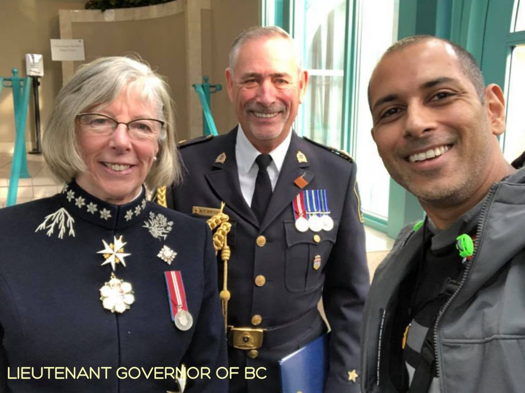 Honourable Judith Guichon - 2017 Lieutenant Governor for BC