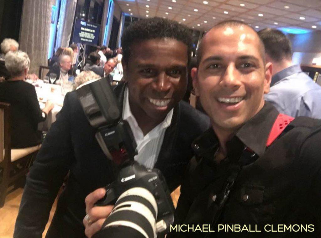 """Michael Lutrell """"Pinball"""" Clemons – CFL Legend"""
