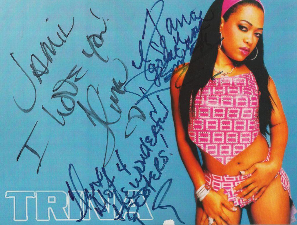 Trina - American Rapper
