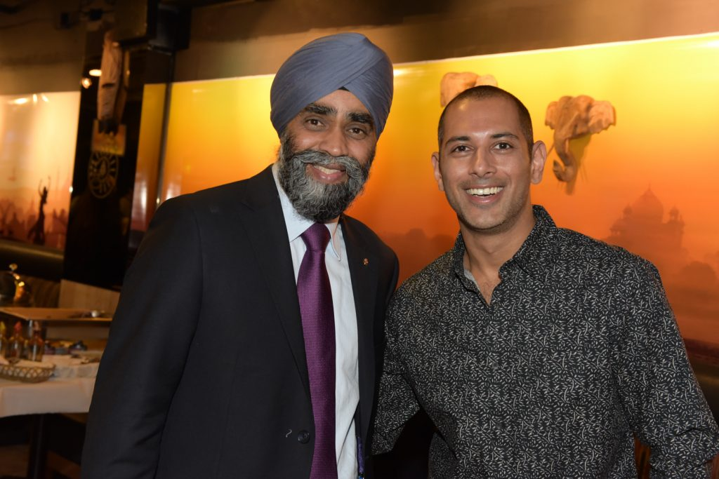 Harjit Sajjan - Minister of National Defence Canada