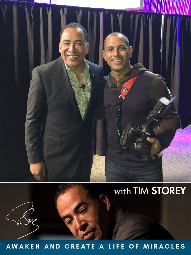 Tim Storey - Motivational speaker