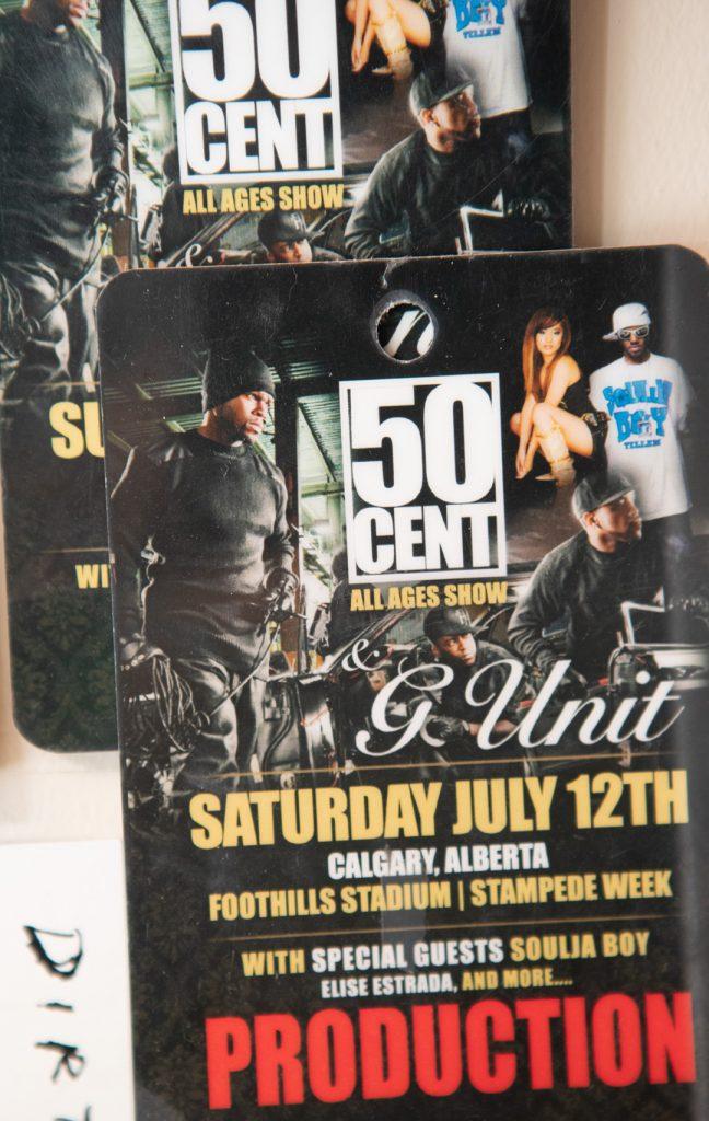 50 Cent Tour